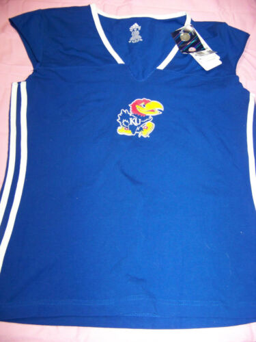 Jayhawks Kansas camisa Nwt City Adidas Xl 80pF6wn