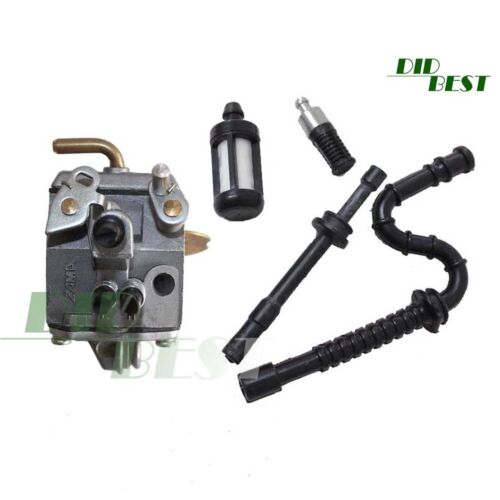 Vergaser mit Benzin Öl Schlauch Filter für Stihl 029 031 039 MS290 MS310 MS390