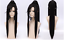 Grandmaster of Demonic Cultivation Wei Wuxian Black Costume Cosplay Hair Wig