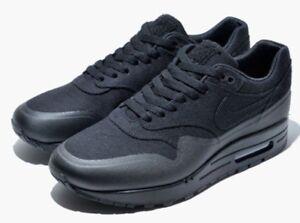 6d972e95ede5 Nike Air Max 1 SP Patch Black UK8.5 QS 87 90 95 97 98 Atmos Patta ...