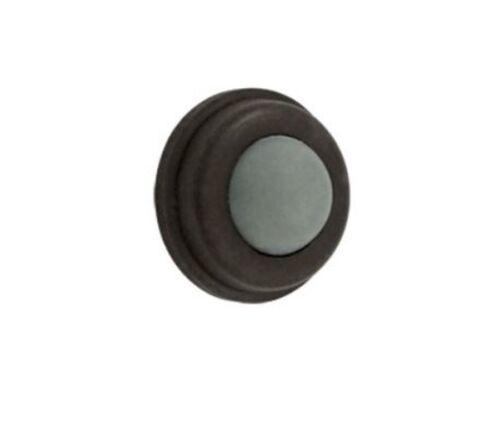 Flush Wall Bumper for Door Handle 1 Inch Diameter 8 Finishes by FPL Door Locks