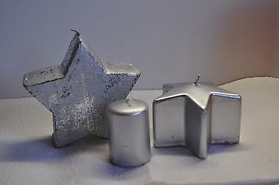 3 Weihnachtliche Kerzen Herausragende Eigenschaften