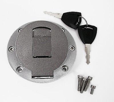 Yamaha FZR 1000 Genesis R EXUP RU 87-95 PETROL CAP fuel Gas tank cap cover lock