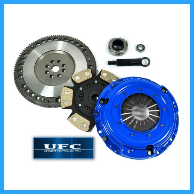UFC STAGE 3 SPORT CLUTCH KIT & HD FLYWHEEL 1992-1993 ACURA