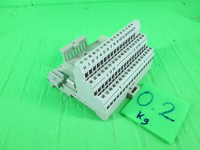 Aggressive Allen Bradley 1794-tb3 Sn:t9zk. Flex I/o Terminal Base As Photo