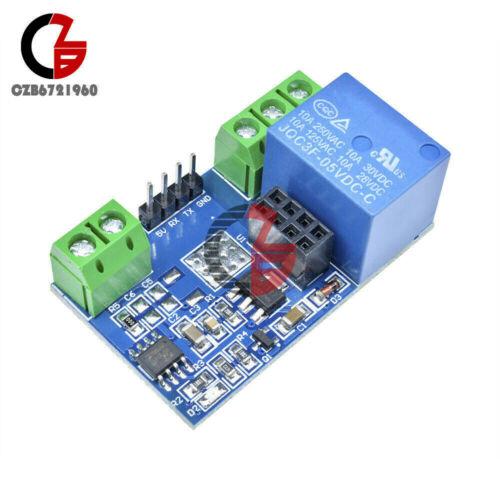 ESP8266 ESP-01 ESP-01S Wifi Módulo de Relé Interruptor De Control Remoto 5V para casa inteligente