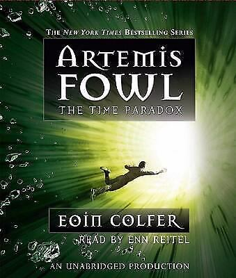 Artemis Fowl And The Time Paradox Pdf