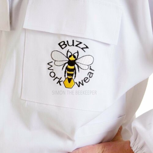 4XL Beekeepers White Fencing Tunic Size