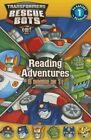Transformers Rescue Bots: Reading Adventures by Hasbro (Paperback / softback, 2015)