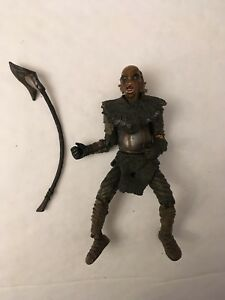 LORD OF THE RINGS MORIA ORC ARCHER WARRIOR MARVEL ACTION FIGURE FELLOWSHIP SERIE