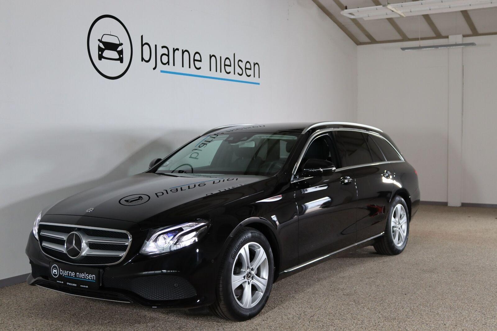 Mercedes E220 d Billede 2