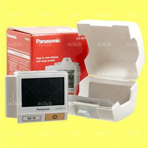 Panasonic-EW-BW10-Wrist-Blood-Pressure-Monitor-Meter