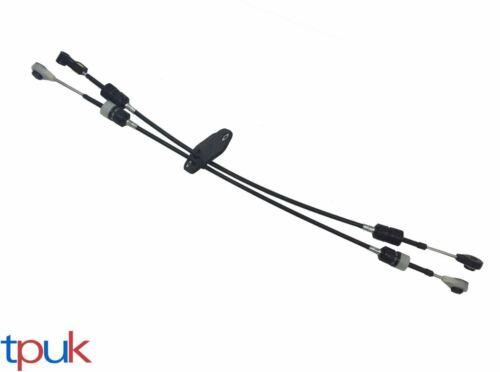 Transit MK7 2.2 Cambio De Engranaje De 5 Velocidades de cambio Selector Cables 2006 LHD Modelos solamente