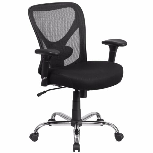 """/""""Orestes/"""" Big and Tall Mesh Office Chairs Big and Tall Office Chairs"""