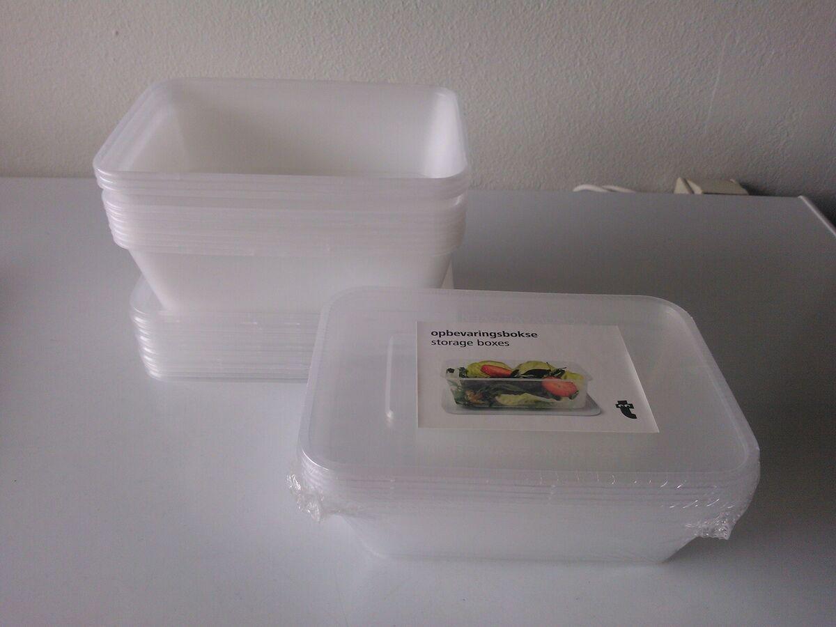 Picture of: Plastik Opbevaring Til Fryser Ndash Dba Dk Ndash Kob Og Salg Af Nyt Og Brugt