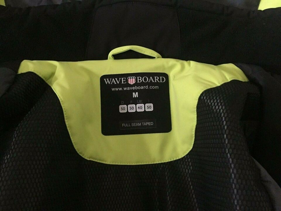 Skisæt, Wave Board, str. M/L