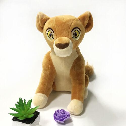 Lion King Plush Soft Doll Stuffed Animals Nala Toy Kids Christmas Gift