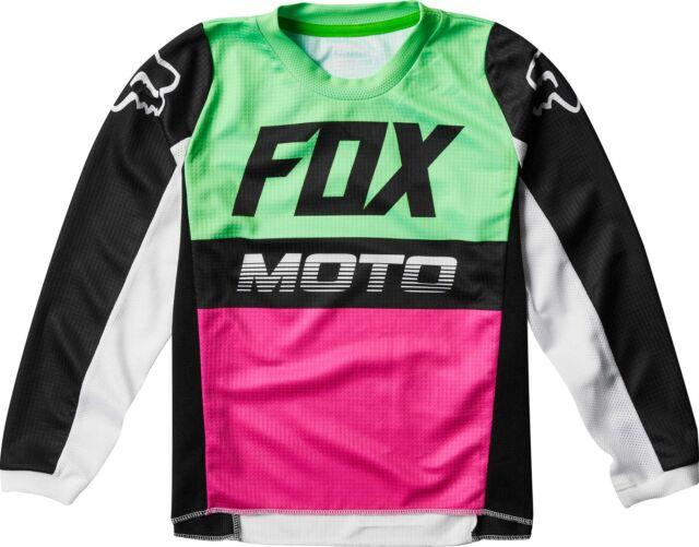 Fox 180 SAYAK Motocross Hose 2018 gr/ün