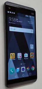 LG-V20-LS997-64GB-Titan-Black-Sprint-Mint-Condition-Clean-ESN