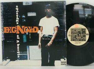 Big Noyd - Episodes Of A Hustla LP 1996 US ORIG Tommy Boy Hip Hop Mobb Deep