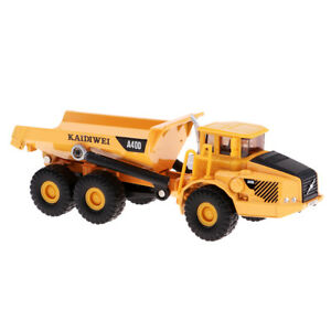 1-87-Scale-Alloy-Diecast-Mini-Dump-Truck-Construction-Vehicle-Model-Toy-Gift