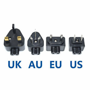 UpBright NEW 2-Prong 2 Port 8 Type End 1.2m//4Feet US AC Power Cord Outlet Socket Plug Cable For Epson WorkForce All-in-One Printer 320 323 325 435 520 525 545 565 630 632 633 635 645 840 845 30 40 60 4050 WF-2520 WF-2530 WF-2540 WF-3520 WF-3540 WF-3620 W