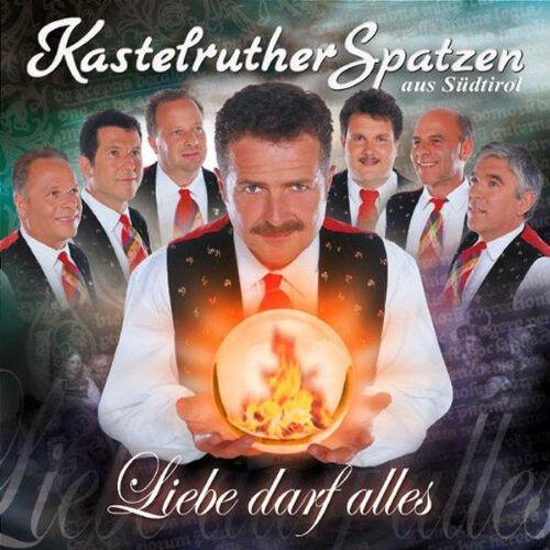 1 von 1 - KASTELRUTHER SPATZEN - LIEBE DARF ALLES - CD - LADENNEU