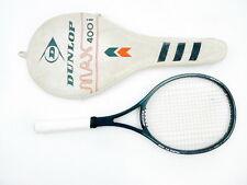 Dunlop MAX 400i Tennisschläger L3 Racket mid Grafil Racquet gb McEnroe 200 bio