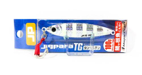 Major Craft Metall Jig Jigpara wolfram JPTG-100 Gramm 007 4727