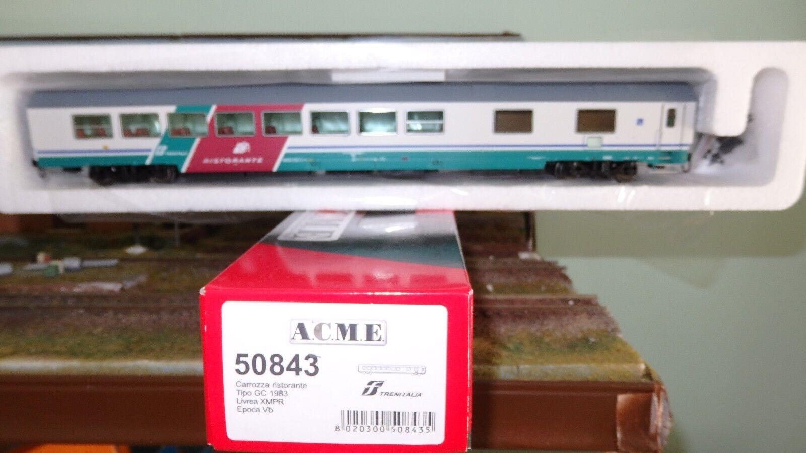 ACME 50843 RISTORANTE Gran Confort WR83 livrea e logo XMPR fascia rossa FS