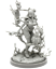 Necromancer-variante-modelo-para-la-muerte-de-resina-figura-Reino miniatura 1