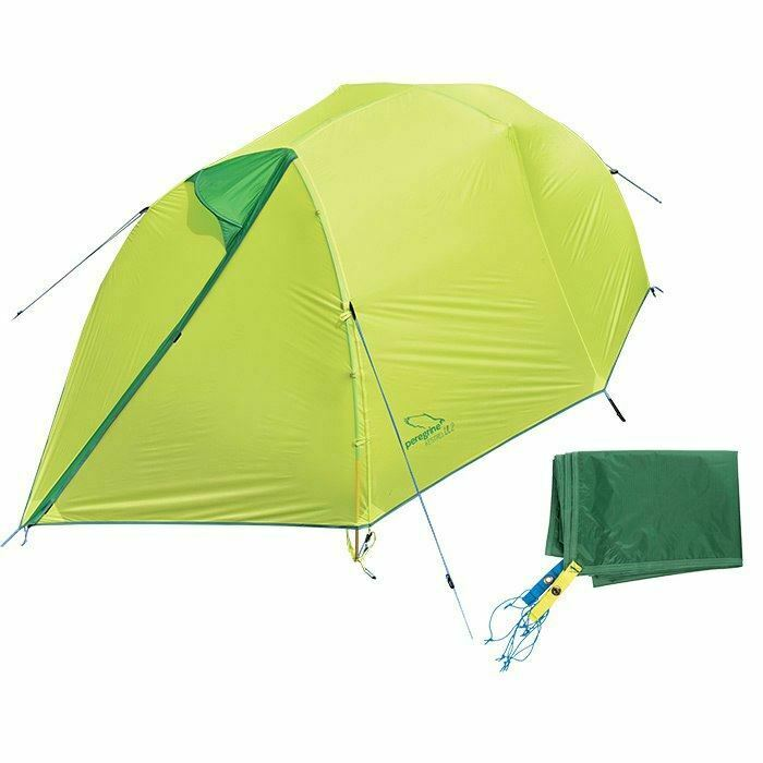 Peregrine Equipment Kestrel UL 2-Person Ultralight Tent w Fast Flight Footprint
