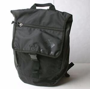 Image is loading Converse-Flap-Top-Backpack-Black-1 24e8de7691