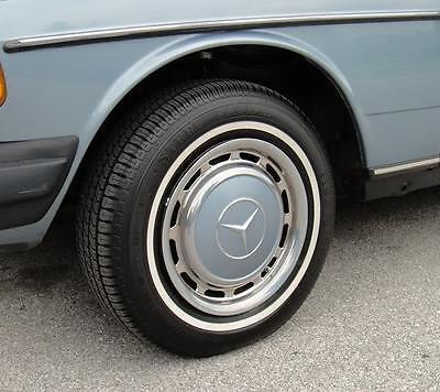 """14/"""" Portawall Whitewall tire trim MERCEDES W108 W110 W111 W114 W115 W116 W123"""