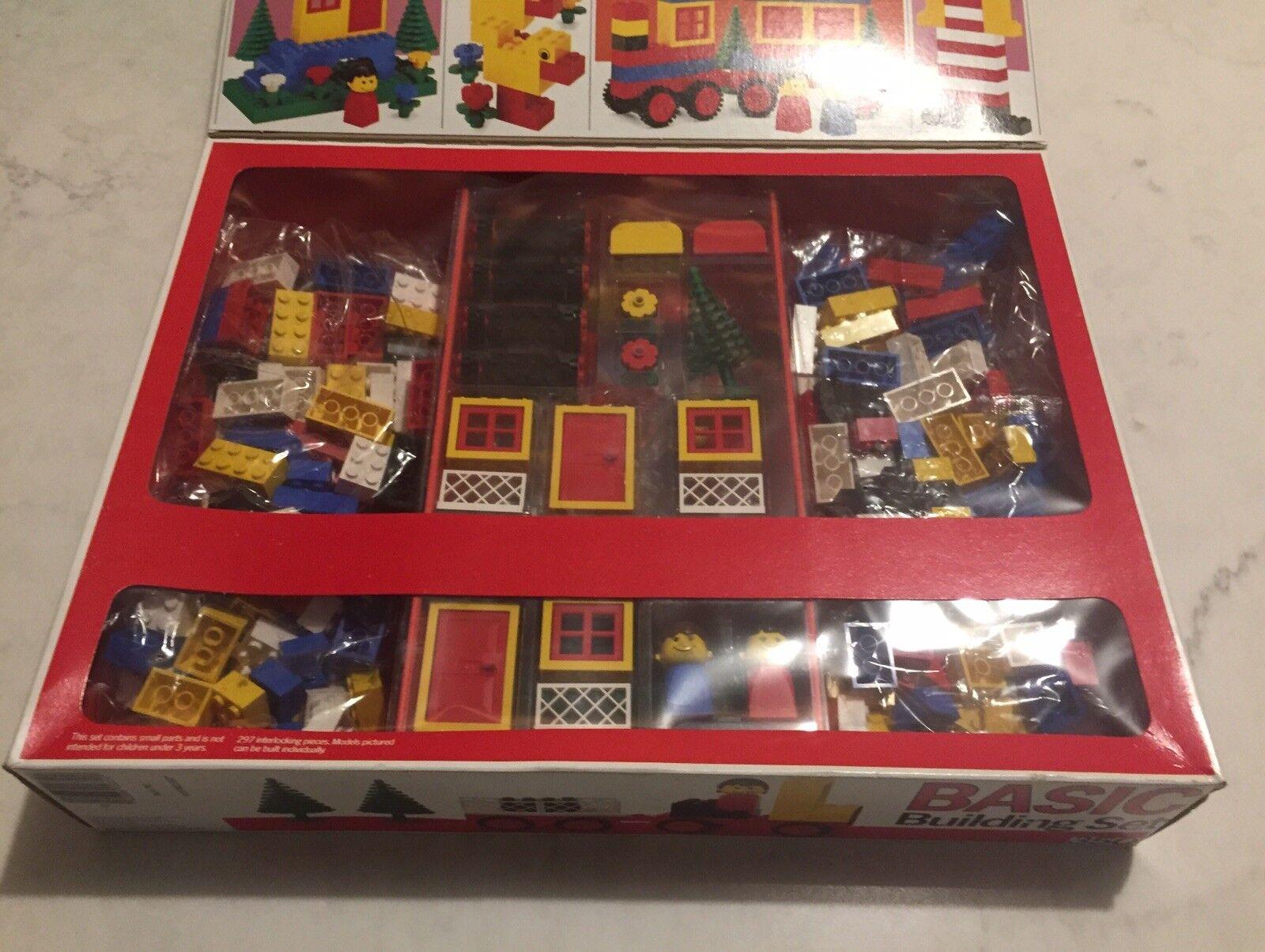 HotRare Lego Basic Building Set 350 NIB NIB NIB see Picture 4, Plastic Bag W small Tear 66448e