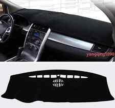 Inner Dashboard Dash Mat DashMat Sun Cover Pad For Ford Edge 2011 2012 2013