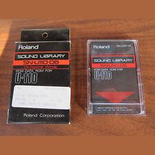 Roland U-110 SN-U110-06 Orchestral Winds Sound Card