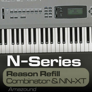 KORG-N364-REASON-REFILL-77-COMBINATOR-amp-NNXT-PATCHES-1119-SAMPLES-24BIT-MAC-PC
