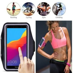 Outdoor Exercise Arm Band Phone Holder Bag For iPhone 11 12 Pro Max 6S 7 8 XR SE