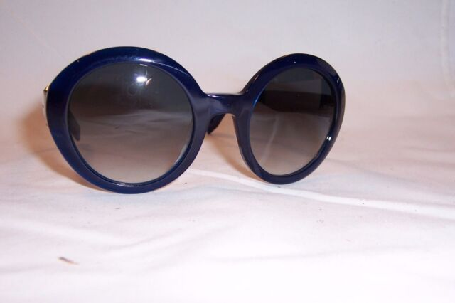 38a909975a6 Alexander McQueen Sunglasses AMQ 0002s 003 Blue  Blue Authentic 0002 ...