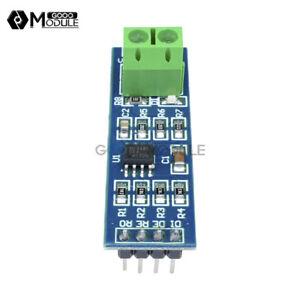 2Pcs MAX485 Module RS-485 Ttl To RS485 MAX485CSA Converter Module For Arduino la