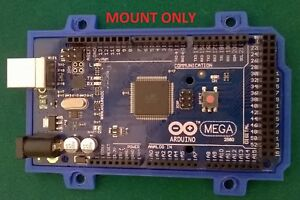 Arduino-Mega-2560-Mount-Holder-Accessory-BLUE