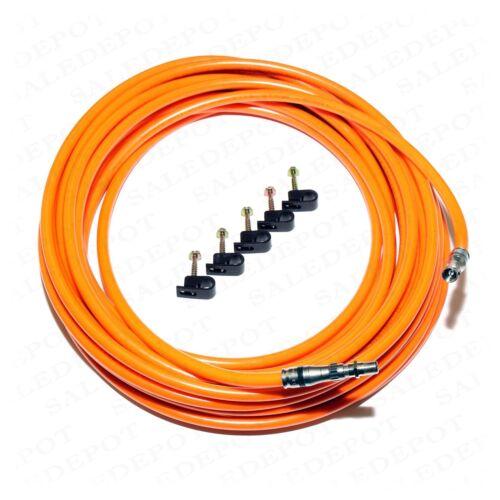 500 FT RG11 COAXIAL UNDERGROUND CABLE DROP INDOOR//OUTDOOR w Gel COAX RG 11 500/'