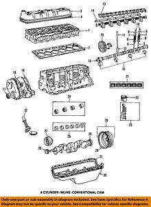Details about TOYOTA OEM 88-92 Land Cruiser-Engine Oil Pan Gasket 1215161011