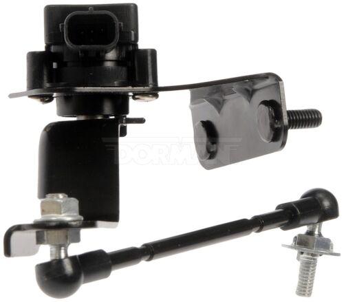 Suspension Ride Height Sensor-Headlight Level Sensor Rear Right Dorman 924-775