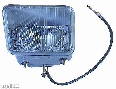 FARETTO FENDINEBBIA DESTRO FIAT UNO SX Turbo ie 1983->89 MK1 Fog lamps headlamps