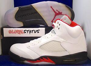 Air Jordan Retro V # 1 Magasin Ebay