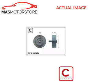 V-RIBBED-BELT-DEFLECTION-PULLEY-CAFFARO-500424-P-NEW-OE-REPLACEMENT