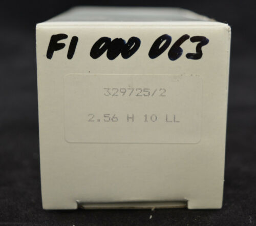 EPE Filterelement 2.56H10LL Hydraulik Ölfilter Filter NEU OVP