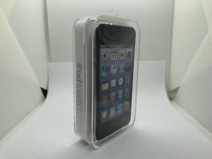 Apple Ipod Touch 4 Generation 16gb Black Collector Collector 4th Rar Wow 885909684175 Ebay